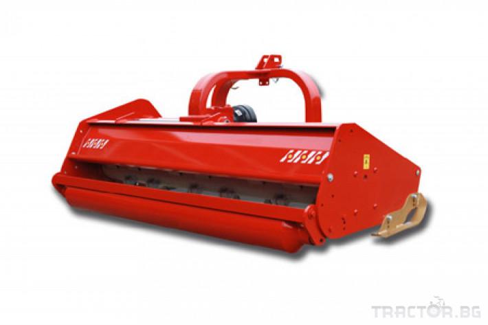 Мулчери Becchio&Mandrile универсален мулчер серия MS 0 - Трактор БГ