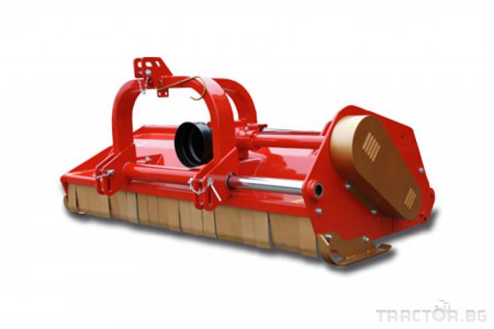 Мулчери Becchio&Mandrile универсален мулчер серия MS 2 - Трактор БГ