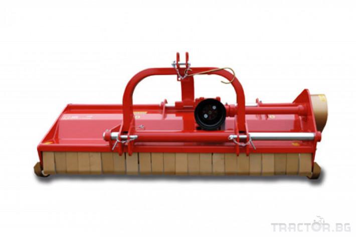 Мулчери Becchio&Mandrile универсален мулчер серия MS 3 - Трактор БГ