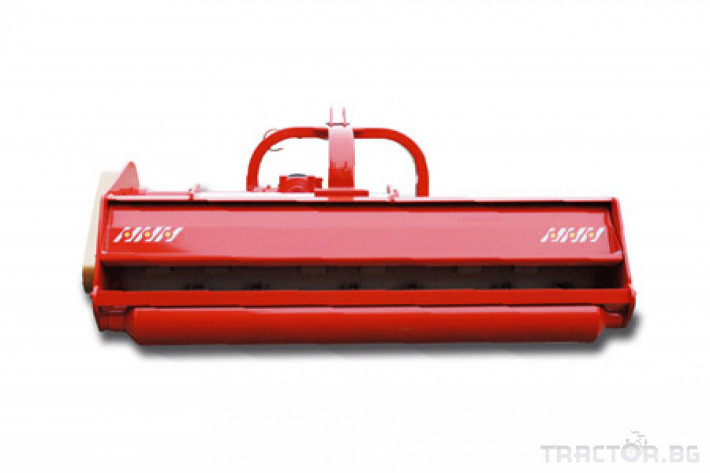 Мулчери Becchio&Mandrile универсален мулчер серия MS 4 - Трактор БГ