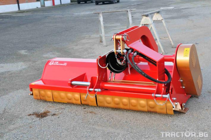 Мулчери Becchio&Mandrile Лек овощарски мулчер серия TB 0 - Трактор БГ