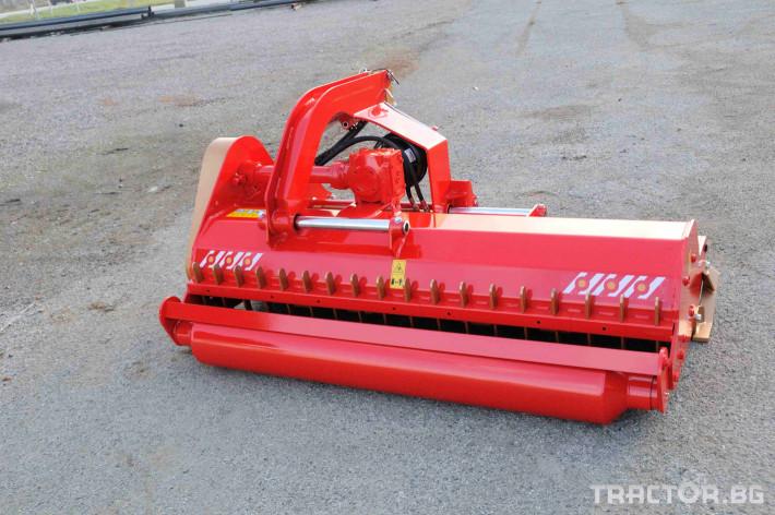 Мулчери Becchio&Mandrile Лек овощарски мулчер серия TB 1 - Трактор БГ