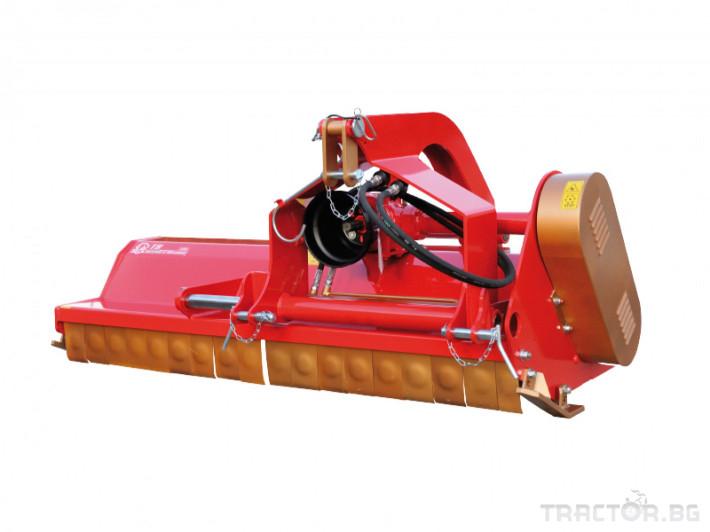 Мулчери Becchio&Mandrile Лек овощарски мулчер серия TB 2 - Трактор БГ