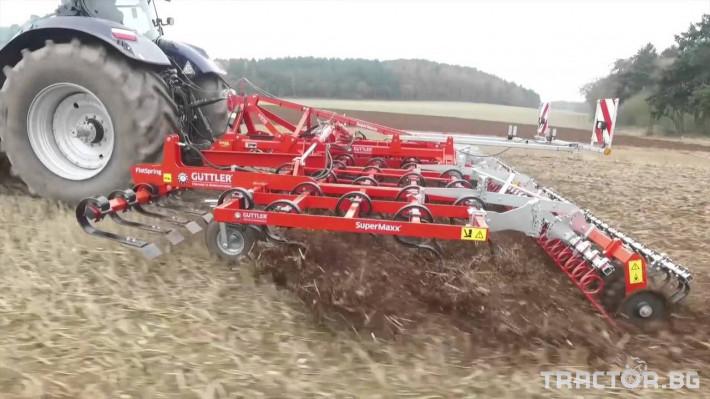 Култиватори Güttler култиватор SuperMaxx CULTI 2 - Трактор БГ