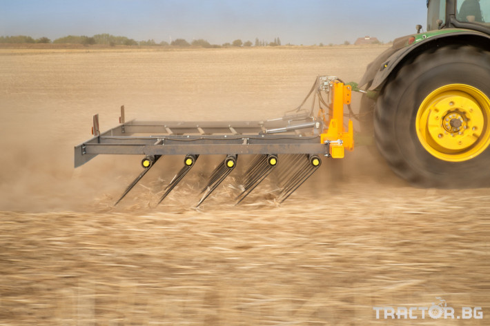 Брани Иглена брана K.Wallner StrawMaster WSM 2 - Трактор БГ