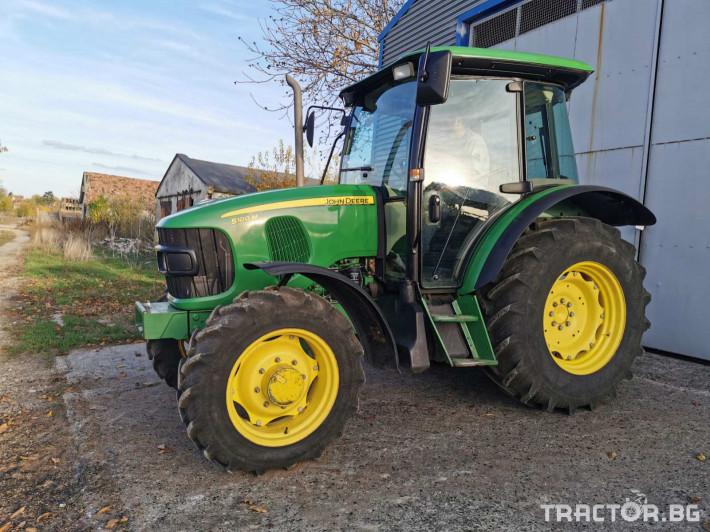 Трактори John-Deere 5100 0 - Трактор БГ