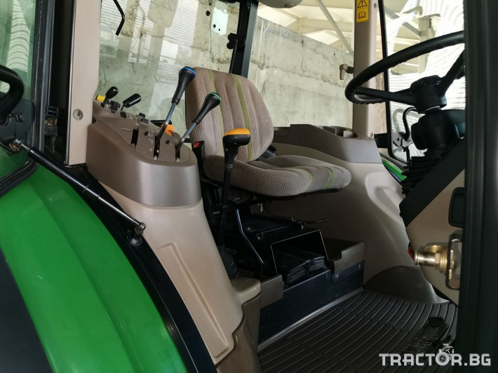 Трактори John-Deere 5100 6 - Трактор БГ
