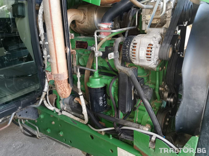 Трактори John-Deere 5100 8 - Трактор БГ