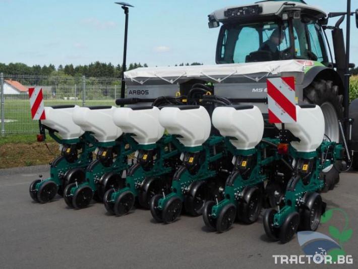 Сеялки Arbos пролетна сеялка MS 8130 0 - Трактор БГ