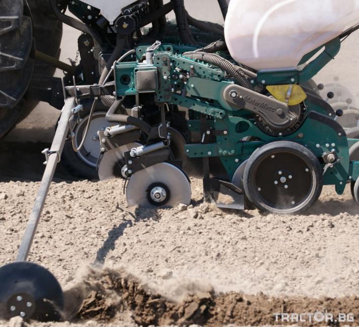Сеялки Arbos пролетна сеялка MS 8130 2 - Трактор БГ