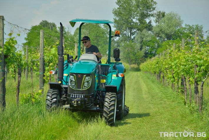 Трактори Arbos 3055 - 50 к.с. 3 - Трактор БГ