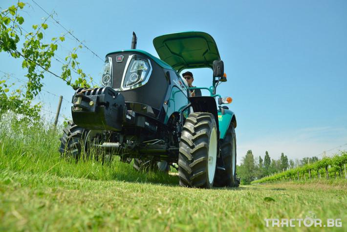 Трактори Arbos 3055 - 50 к.с. 4 - Трактор БГ