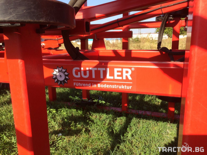 Култиватори Güttler SuperMaxx 50-5 CULTI - ДЕМО МАШИНА 1 - Трактор БГ