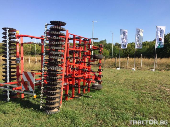 Култиватори Güttler SuperMaxx 50-5 CULTI - ДЕМО МАШИНА 5 - Трактор БГ