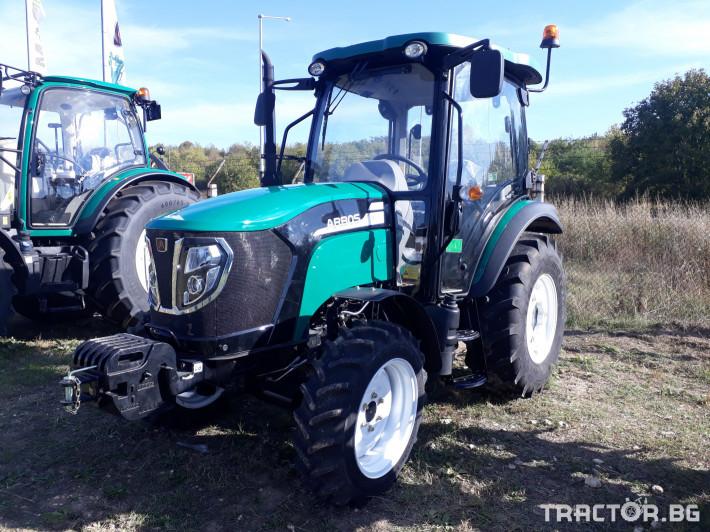 Трактори Arbos 3055 - 50 к.с. 0 - Трактор БГ